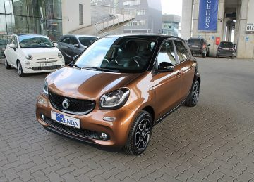 Smart smart forfour Prime Panoramadach bei Benda & Partner Autohaus GmbH in Wien