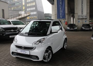 Smart smart fortwo cabrio passion softouch bei Benda & Partner Autohaus GmbH in Wien