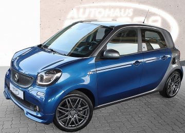 Smart smart forfour Passion twinamic bei Benda & Partner Autohaus GmbH in Wien