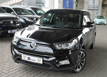 SsangYong Tivoli 1,6 4WD Icon Aut. bei Benda & Partner Autohaus GmbH in Wien