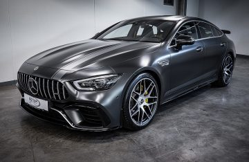 Mercedes-Benz AMG GT 63 S 4Matic   SONDERMODELL   EDITION ONE  / Distronic+ bei Benda & Partner Autohaus GmbH in Wien