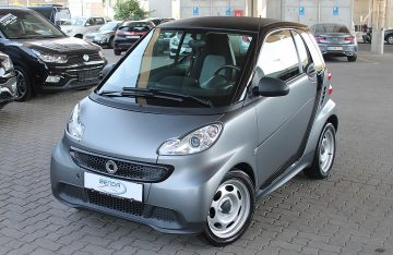 Smart smart fortwo pure micro hybrid softouch bei Benda & Partner Autohaus GmbH in Wien