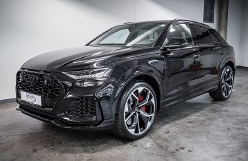 Audi RS Q8 Quattro !!!VOLL!!! 4.0 TFSI V8  600 PS bei Benda & Partner Autohaus GmbH in Wien
