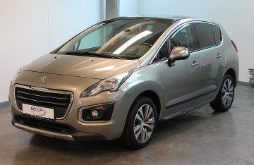 Peugeot 3008 2,0 HDi 160 Aut. !!!53.500km!!!  Panoramadach / Klima / Head-Up bei AB Automobile Service GmbH in Wien
