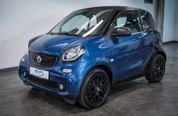 Smart smart fortwo Passion twinamic Aut.  10.000km bei AB Automobile Service GmbH in Wien