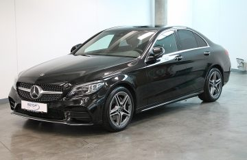 Mercedes-Benz C 200 d AMG Line Aut. 9-G-Tronic   !!!VOLL!!! bei AB Automobile Service GmbH in Wien