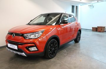 SsangYong Tivoli 1,6 2WD Austria Edition bei AB Automobile Service GmbH in Wien