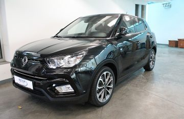 SsangYong Tivoli 1,6 2WD Icon Aut. bei AB Automobile Service GmbH in Wien